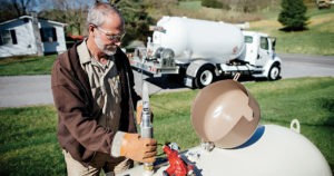 Propane Delivery Driver Job Benefits